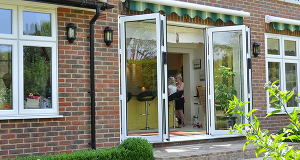 Explore our Bifold Doors